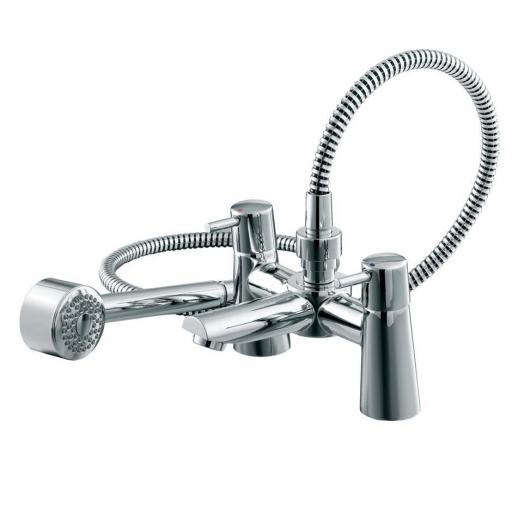 Ideal Standard Cone Dual Control Bath Shower Mixer