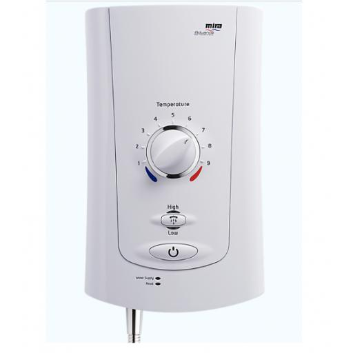 Mira Advance ATL Low Pressure 9.0kW Electric Shower