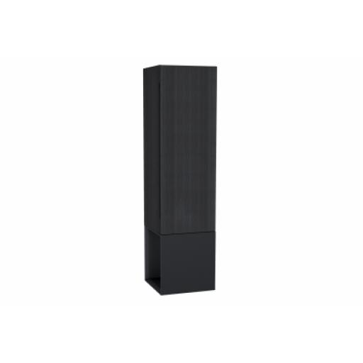 Vitra Frame Tall Unit, with Open Box, 40 cm, Matte Black, Right