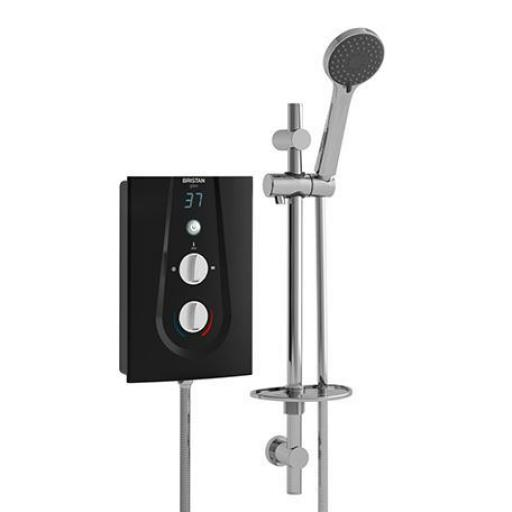 Bristan Glee Electric Shower 10.5KW- Black