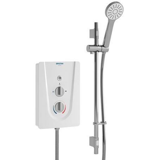 Bristan Smile Electric Shower 9.5KW