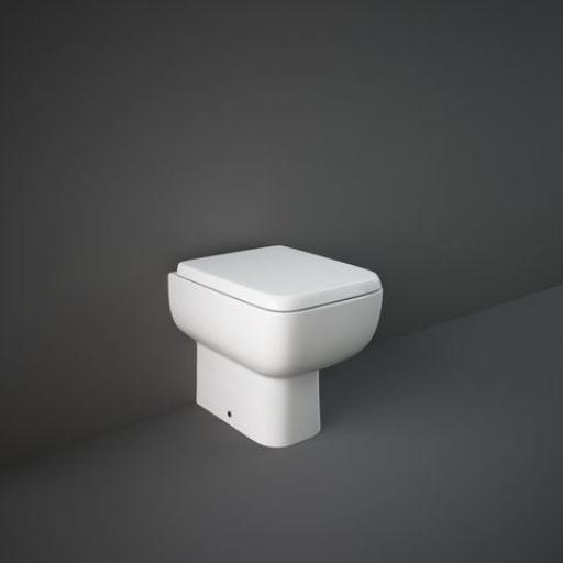 RAK Series 600 Back to Wall WC Pan