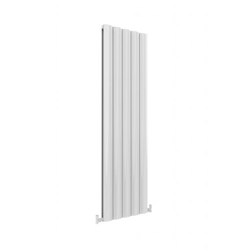 Reina Radiator Belva Double Anthracite Horizontal 600 x 412mm