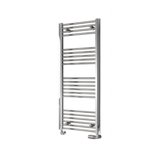 Reina Radiator Diva 500 X 800 mm Towel Radiator Chrome Flat