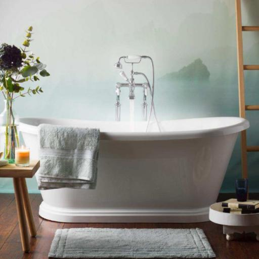 The Boat Bath 1800 x 800 mm