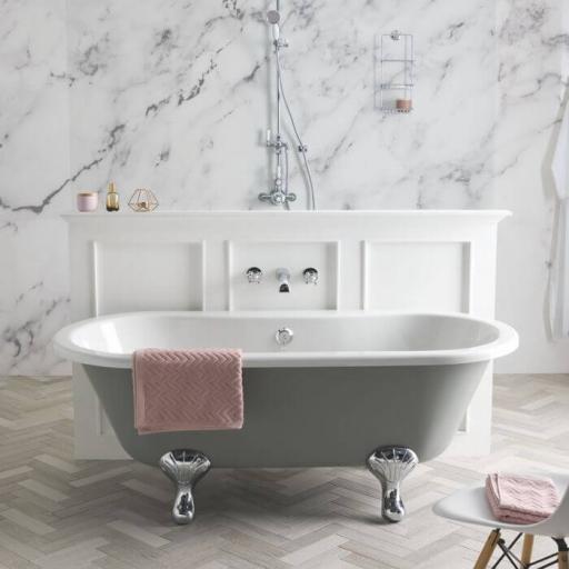 Elmstead Bath 1500mm Feet Option 1