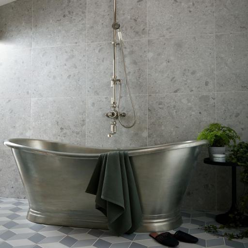 The Tin Boat Bath 1500mm