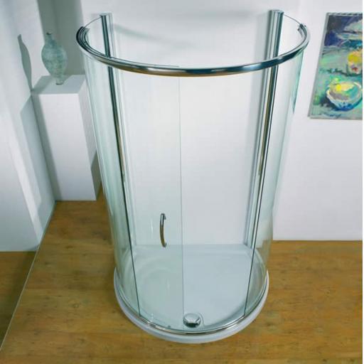 Kudos Concept Peninisula Shower Tray