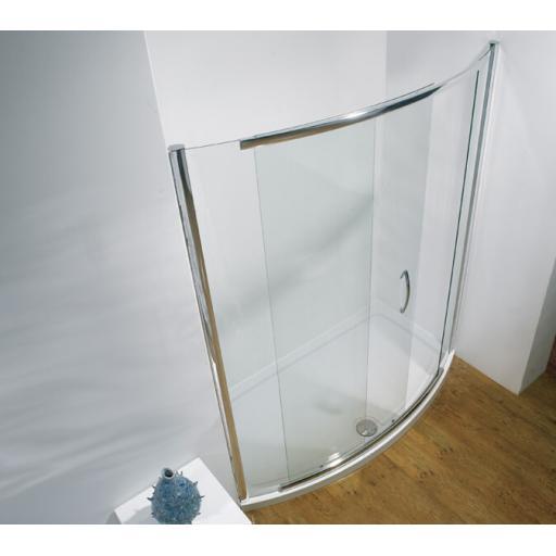 Kudos Original 1200mm Bowed Sliding Door