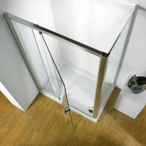 Kudos Original Classic Straight 900mm Pivot Door